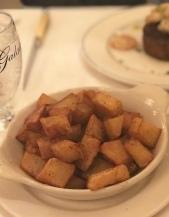 Galatoire's brabant potatoes