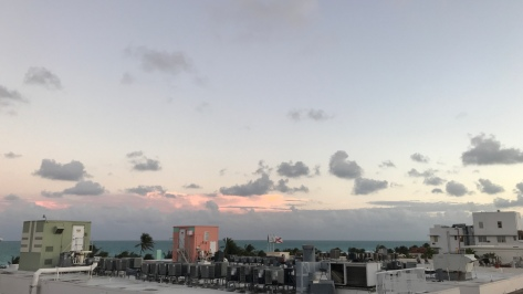 View from The Betsy roof