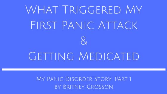 My Panic Disorder Story_ Part 1