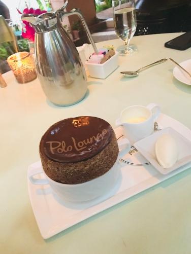 BHH Polo Lounge Souffle