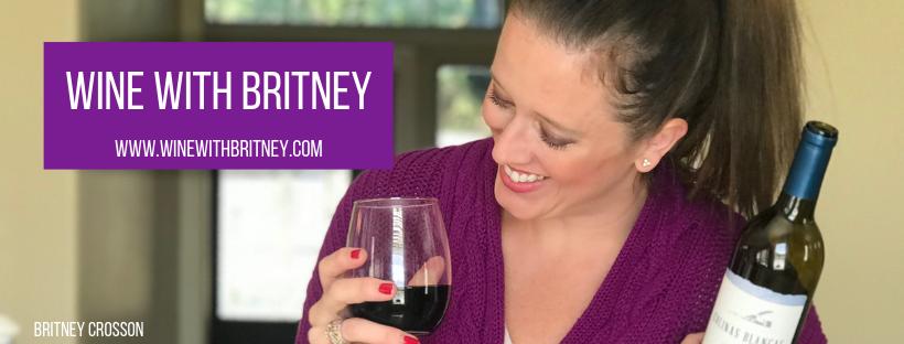 Wine with Britney